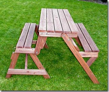 holzbank tisch sitzgarnitur picknickbank kombibank ebay. Black Bedroom Furniture Sets. Home Design Ideas