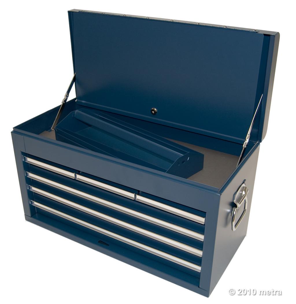 kugelgelagerter werkzeugkoffer werkzeugkiste schlo ebay. Black Bedroom Furniture Sets. Home Design Ideas